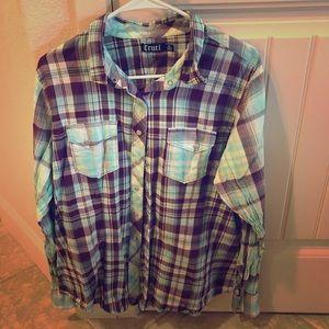 Cruel girl western shirt